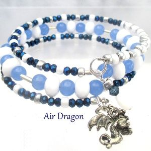 Air Dragon Fantasy Bracelet